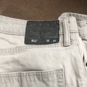Levi's Jeans - LEVI 511 - waist 36 / height 30